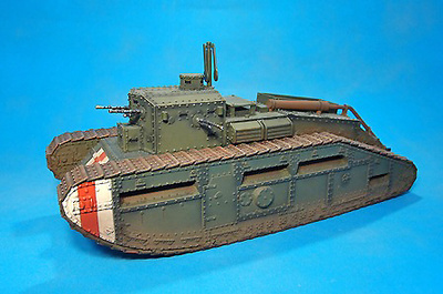 "British Medium Tank, MARK C, ""HORNET"", 1:30, John Jenkins"
