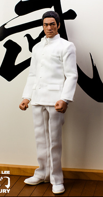 Bruce Lee, Fist of Fury, 1:6, Enterbay