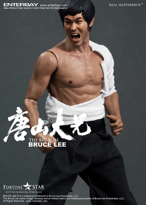 "Bruce Lee ""The Big Boss"", 1:6, Enterbay"
