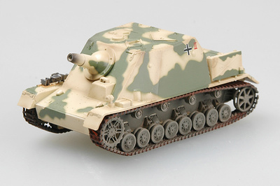 Brummbar stu.Pz.Abt216, 1943, 1:72, Easy Models