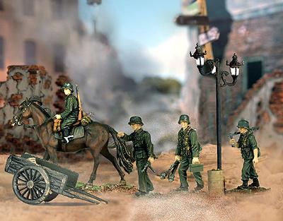 CABALLERIA ALEMANA, FRENTE ESTE 1942, 1:72, Forces of Valor