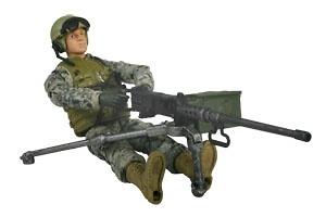 CAPT. DREW MASTERS, U.S. Marine, 1:18, Bravo Team