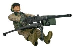 CAPT. E.J. HILTS, U.S. Marine, 1:18, Bravo Team