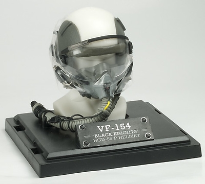 CASCO PILOTO VF-154, 1:6, ELITE FORCE
