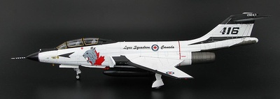 "CF-101 Voodoo 101043, 416 Sqn., Canadian Air Force ""Lynx One"", 1:72, Hobby Master"
