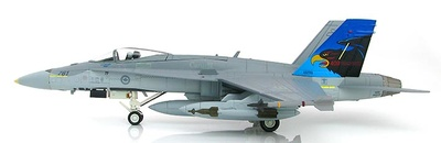 "CF-18A Hornet ""Nightmare 01"" 188761, 409 Sqn., CAF, 2006, 1:72, Hobby Master"