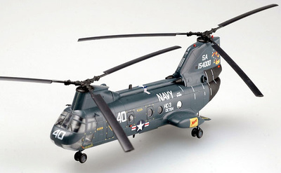 CH-46D, Sea Knight, US Navy, 1:72, Easy Model