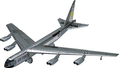 CORGI, BOEING B-52C STRATOFORTRESS 54-2672, 1:144