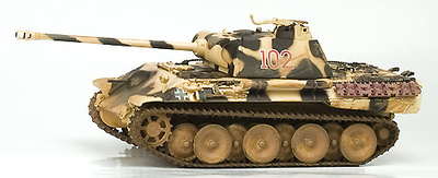 CORGI, GERMANY, PANTHER TANK, A MODEL, 1:50