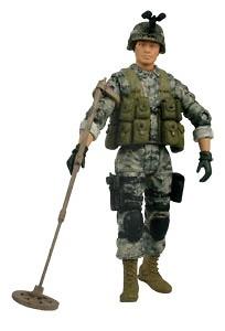 CPL. BRET HEINRICH, U.S. Marine, 1:18, Bravo Team