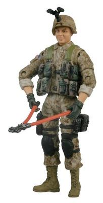 CPL. MITCH HAGERLAND, U.S. Marine, 1:18, Bravo Team