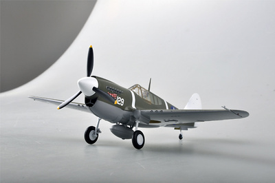 CURTISS P-40M 44FS -18G, 1:48, Easy Model