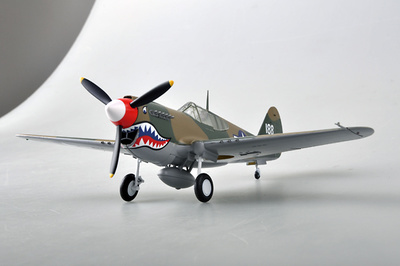 CURTISS P-40M China 1945, 1:48, Easy Model