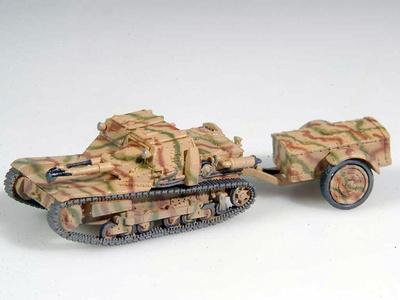 CV 35, Lanzallamas , 1:72, Wespe Models