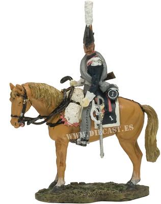 Caballería Holandesa, 1815, 1:30, Del Prado