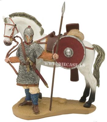 Caballería Ligera romana, 1:32, Planeta deAgostini