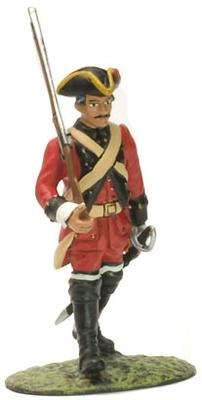 Caballería de Línea, Regimiento España, 1760, 1:32, Altaya