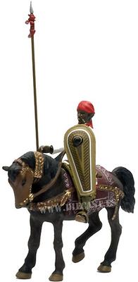 Caballero Árabe, Siglo XIII, 1:32, Altaya