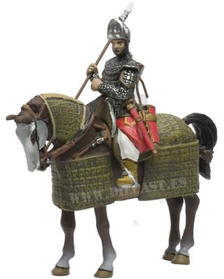 Caballero Abasí, Siglo XV, 1:32, Altaya
