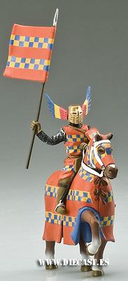 Caballero Alemán, Siglo XIV
