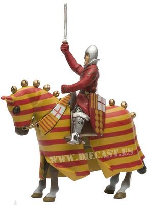 Caballero Aragonés, Siglo XII, 1:32, Altaya