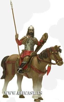 Caballero Bizantino, Siglo XIII