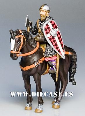 Caballero Cruzado, Siglo XII