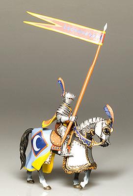Caballero Francés, Siglo XV