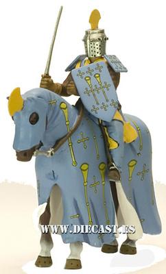 Caballero Inglés de torneo, Roger de Trumpington, Siglo XIII