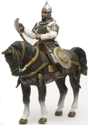 Caballero Mameluco, Siglo XIII, 1:32, Altaya