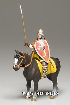 Caballero Normando, Siglo XI