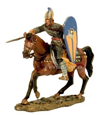 Caballero Normando de Sicilia, s. XII, 1:30, Del Prado