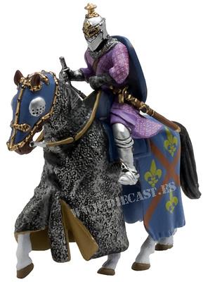Caballero Portugués, Siglo XIV, 1:32, Altaya