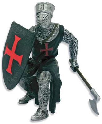 Caballero Templario, 1:18, Blue Box
