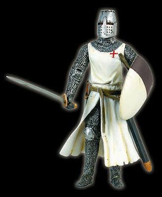 Caballero Templario,  Hermano Jaques Martel, 1:18, Forces of Valor