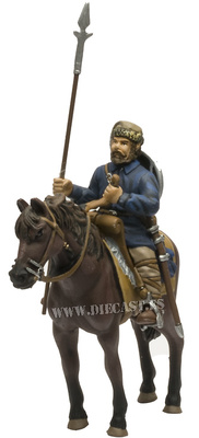 Caballero Vikingo, Siglo XI, 1:32, Altaya