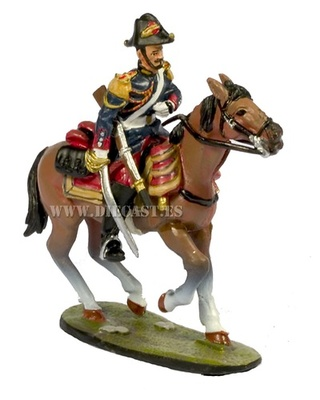 Caballero del Segundo Imperio, 1870, 1:30, Del Prado