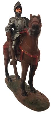 Caballero español S.XV, 1:30, Del Prado
