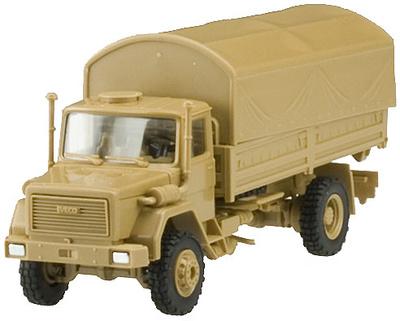 Camión Magirus/Iveco 160-23 ANW 5t. 4x4, 1:87, Maag