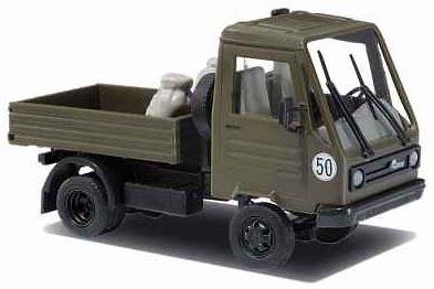 Camión Multicar, 1:87, Busch