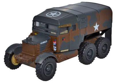 Camión Scammell Pioneer, Artillery Tractor, 51 Heavy Regt., C Troop, Frente del Oeste, 1:76, Oxford