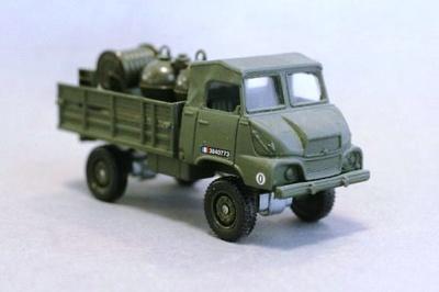 Camión de bomberos Marmon, 1:50, Solido