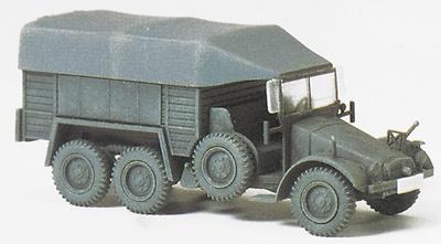 Camión para transporte de tropa Kfz 70, Alemania 1939-45, 1:87, Preiser