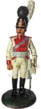 Capitán, 1º Regimiento de Dragones Bávaro, 1806-11, 1:30, Del Prado