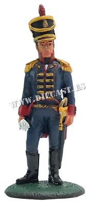 Capitán de Artillería, España, 1812, 1:30, Del Prado