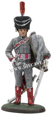 Capitán de Húsares, Francia, 1811, 1:30, Del Prado