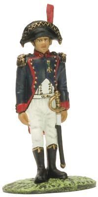 Capitán del Real Cuerpo de Artillería, Ej. Español, 1808, Altaya