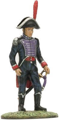 Capitán del Real Cuerpo de Ingenieros, 1805, 1:32, Altaya