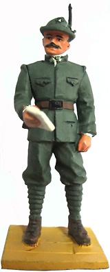 Capitano Alpini, Comando, 1917, 1:30, Del Prado