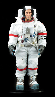 "Captain Eugene Cernan ""The Last Man on the Moon"", 1:6, Hobby Master"